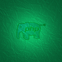 gimp texture con logo e luce
