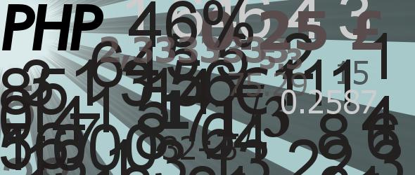 I numeri con php: casuali, arrotondamento e formattazione