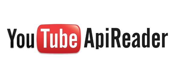 Youtube Api Reader: leggere le api dei canali YouTube