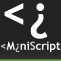 banner miniscript